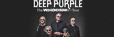Deep Purple - The Whoosh! Tour