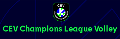 CEV Champions League Volley 2021