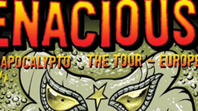 Tenacious D - Post-Apocalypto The Tour 2020