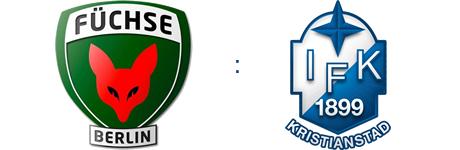Füchse Berlin vs. IFK Kristianstad