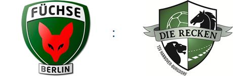 Füchse Berlin vs. TSV Hannover-Burgdorf