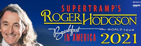 Supertramp's Roger Hodgson