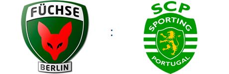 Füchse Berlin vs. Sporting CP Lissabon