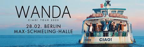 Wanda - CIAO! Tour